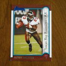 Autry Denson Tampa Bay Buccaneers RB Card No 214 - Bowman Topps 1999 Football Card