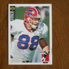 Pete Metzelaars TE Bills Card No 211 (FB211) 1994 Upper Deck Football Card