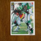 Brad Baxter Jets RB Card No 118 (FB118) 1994 Upper Deck Football Card
