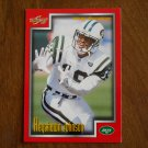 Keyshawn Johnson New York Jets WR Card No 165 - 1999 Score Football Card