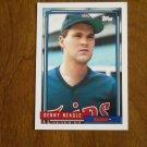 Denny Neagle P Twins Card No 592 - 1992Topps Baseball Card