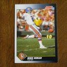 Mike Horan Denver Broncos Punter Card No. 578 - 1991 Score Football Card