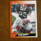 Felix Wright Browns Strong Safety Card No. 368 - 1991 Score Football Card