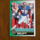 Bruce Smith Buffalo Bills Defensive End Card No. 278 - 1991 Score Football Card