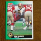 Don Warren Washington Redskins Tight End Card No. 276 - 1991 Score Football Card