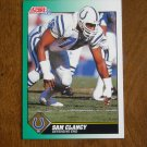Sam Clancy Indianapolis Colts Defensive End Card No. 262 - 1991 Score Football Card