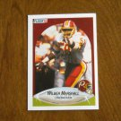 Wilbur Marshall Washington Redskins Linebacker No. 161 - 1990 Fleer Football Card