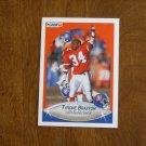 Tyrone Braxton Denver Broncos Defensive Back Card No. 19 - 1990 Fleer Football Card