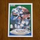 Rufus Porter Seattle Seahawks Linebacker Card No. 272 - 1990 Fleer Football Card
