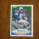 Brian Blades Seattle Seahawks Wide Receiver Card No. 263 (FB263) 1990 Fleer Football Card