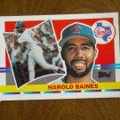Harold Baines Texas Rangers dh-of Card No. 157 - 1990 Topps Baseball Card