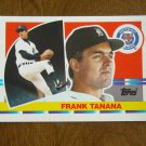 Frank Tanana Detroit Tigers Pitcher Card No. 119 - 1990 Topps Baseball Card