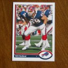 Will Wolford Buffalo Bills Tackle Card No 510 - 1991 Upper Deck Football Card