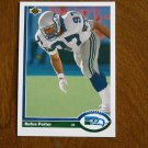 Rufus Porter Seattle Seahawks Linebacker Card No. 516 - 1991 Upper Deck Football Card