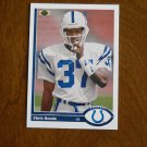 Chris Goode Indianapolis Colts Cornerback Card No. 529 - 1991 Upper Deck Football Card