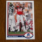 Johnny Rembert New England Patriots Linebacker Card No. 548 (FB548) 1991 Upper Deck Football Card