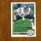 Gary Plummer San Diego Chargers Linebacker Card No. 575 - 1991 Upper Deck Football Card