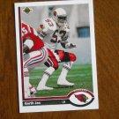 Garth Jax Phoenix Cardinals Linebacker Card No. 590 - 1991 Upper Deck Football Card