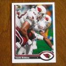 Tootie Robbins Phoenix Cardinals Tackle Card No. 595 - 1991 Upper Deck Football Card
