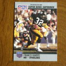 Franco Harris RB Steelers Super Bowl XXV Supermen No. 41 (FB41) 1990 Pro Set Football Card
