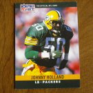Johnny Holland Green Bay Packers LB Card No. 110 - 1990 NFL Pro Set Football Card