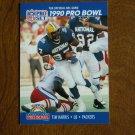 Tim Harris Green Bay Packers LB Card No. 393 - 1990 NFL Pro Set Football Card