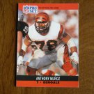 Anthony Munoz Cincinnati Bengals T Card No. 467 - 1990 NFL Pro Set Football Card