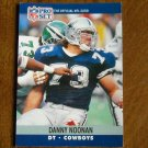 Danny Noonan Dallas Cowboys DT Card No. 481 - 1990 NFL Pro Set Football Card