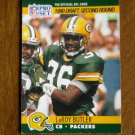 LeRoy Butler Green Bay Packers CB Card No. 717 - 1990 NFL Pro Set Football Card