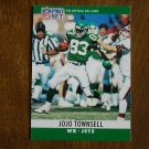 Jojo Townsell New York Jets WR Card No. 241 - 1990 NFL Pro Set Football Card