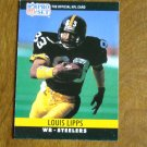 Louis Lipps Pittsburgh Steelers WR Card No. 270 - 1990 NFL Pro Set Football Card