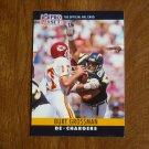 Burt Grossman San Diego Chargers DE Card No. 279 - 1990 NFL Pro Set Football Card