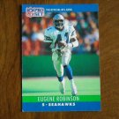 Eugene Robinson Seattle Seahawks S Card No. 305 - 1990 NFL Pro Set Football Card