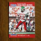 Erik McMillan New York Jets S Card No. 354 - 1990 NFL Pro Set Football Card