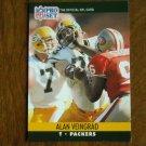 Alan Veingrad Green Bay Packers T Card No. 502 - 1990 NFL Pro Set Football Card