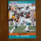 Mark Duper Miami Dolphins WR Card No. 559 - 1990 NFL Pro Set Football Card