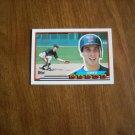 Greg Gagne Minnesota Twins Shortstop Card No. 186 - 1989 Topps Baseball Card
