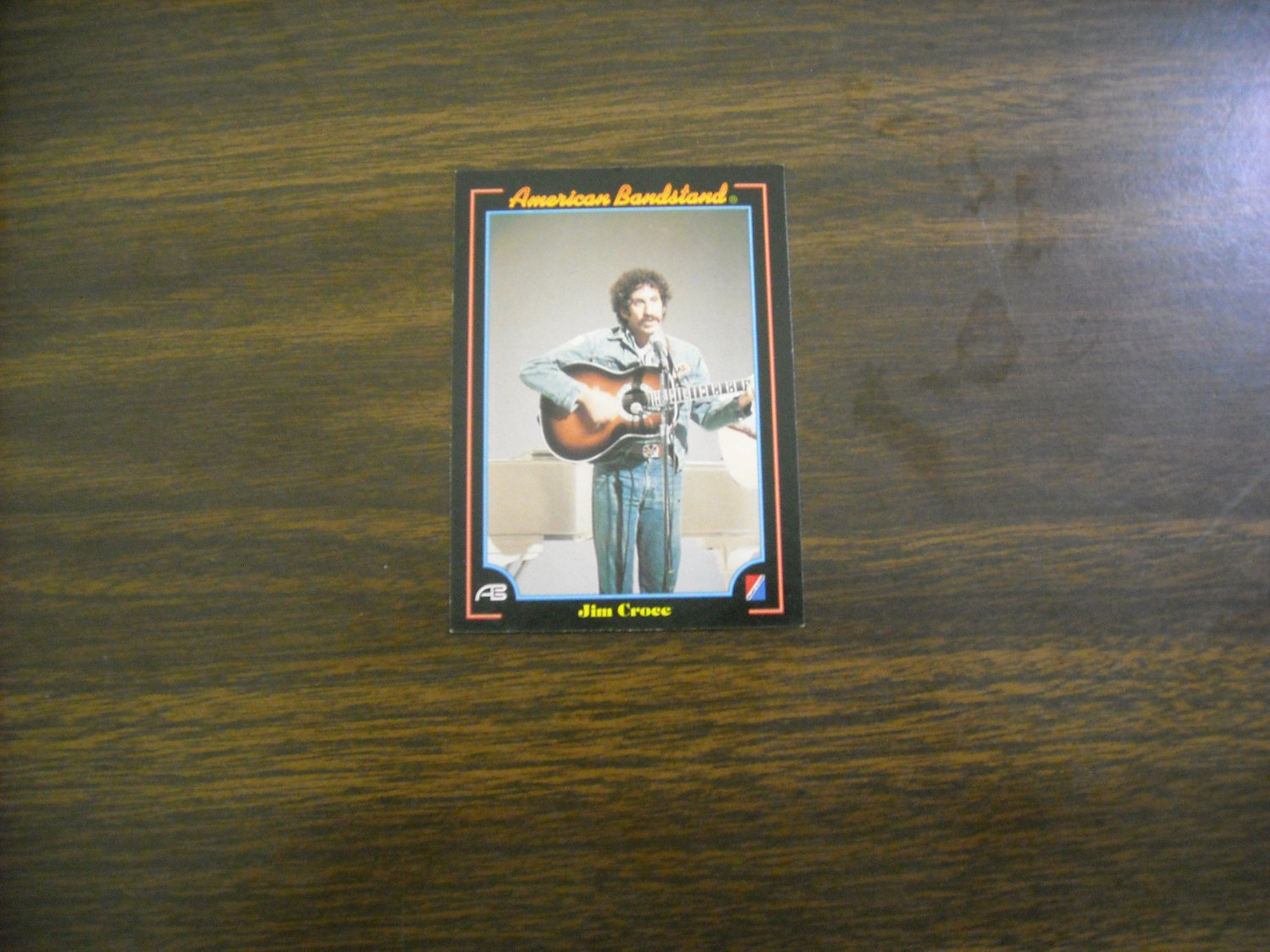 Jim Croce American Bandstand Card No. 11 - 1993 Collect A Card