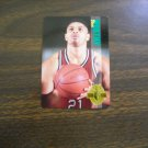 Steve Worthy Four Sport Card No. 71 - 1993 Classic Games Basketball Card