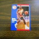 Rumeal Robinson Atlanta Hawks Guard Card No. S-94 - 1991 Fleer Basketball Card