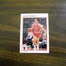 John Paxson Chicago Bulls Guard Card No. 6 - 1991 NBA Basketball Card