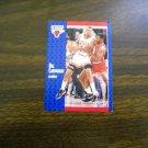 Bill Cartwright Chicago Bulls Center Card No. S-76 - 1991 Fleer Basketball Card