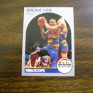 Jerome Lane Denver Nuggets Forward Card No. 96 - 1990 NBA Properties Basketball Card