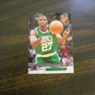 Jimmy Oliver Boston Celtics G / F Card No. 208 - 93-94 Fleer Ultra Basketball Card