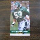 Bill Romanowski Philadelphia Eagles Card No. 324 - Game Day '94 Fleer Football Card