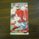 Mark Collins Kansas City Chiefs Card No. 189 - Game Day '94 Fleer Football Card