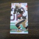 Derek Brown New Orleans Saints Card No. 273 - Game Day '94 Fleer Football Card