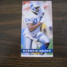 Herman Moore Detroit Lions Card No. 133 - Game Day '94 Fleer Football Card