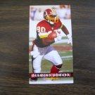 Desmond Howard Washington Redskins Card No. 411 - Game Day '94 Fleer Football Card