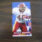 Reggie Brooks Washington Redskins Card No. 403 - Game Day '94 Fleer Football Card